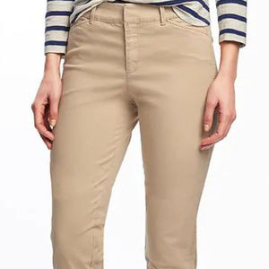 2 Old Navy Mid-Rise Pixie Ankle Chinos - 16